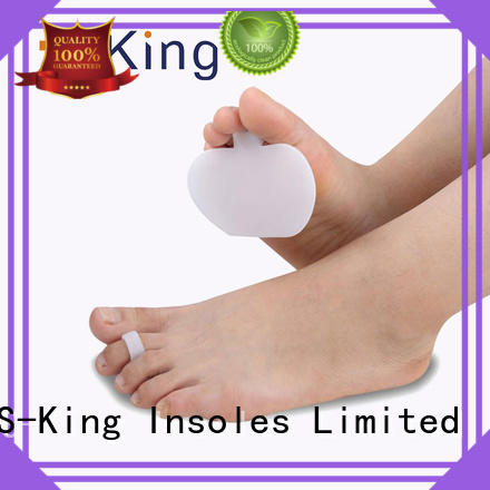 shape soft S-King Brand natracure gel forefoot cushions