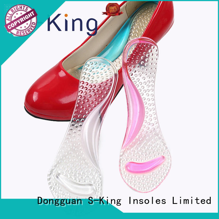 S-King Brand orthotic diabetic custom insole material pu