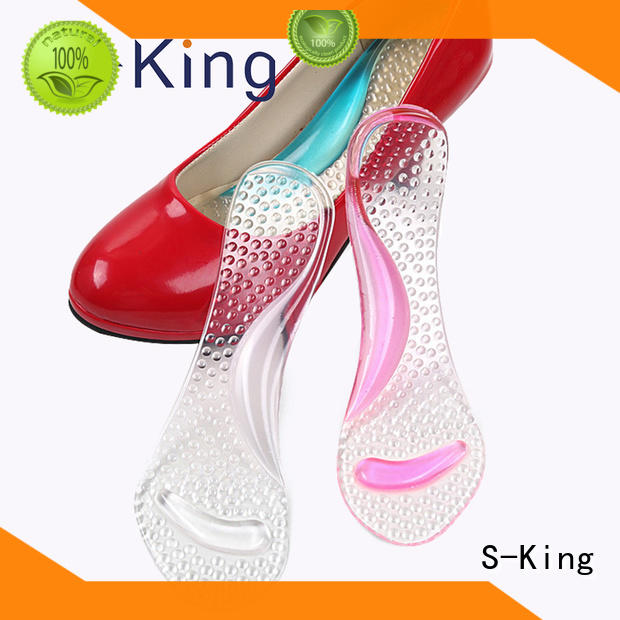 S-King Brand diabetic orthotic insole material pu insoles supplier