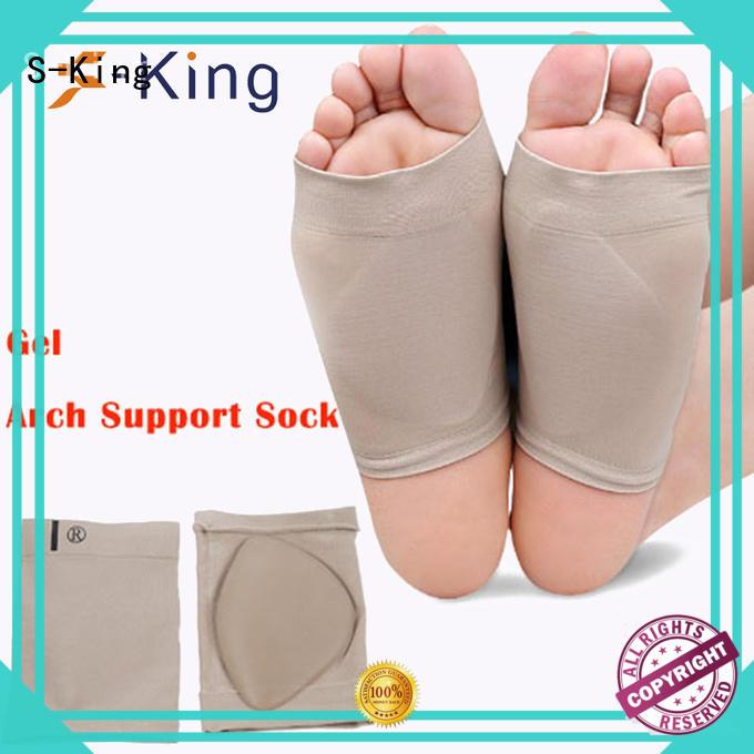 plantar fasciitis arch support socks care Warranty S-King