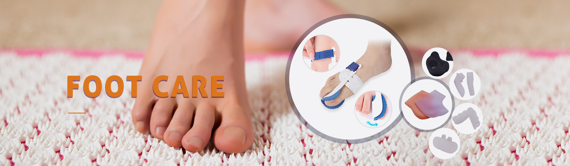 gel toe separators for bunions-S-King