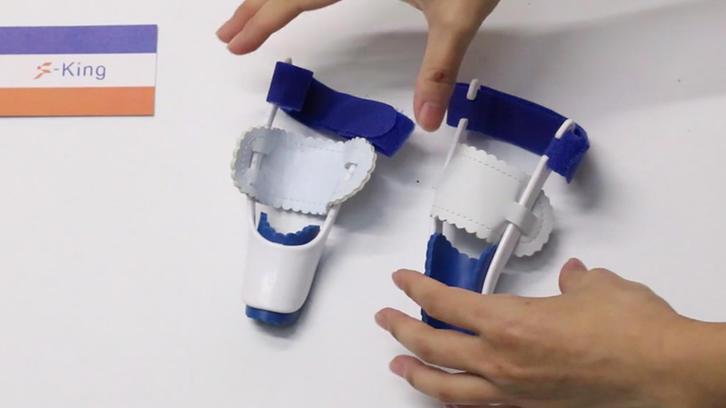 Medicus Fixture Bunion Hallux Valgus Corrector Toe Separator, Bunion Night Splint Hallux Valgus