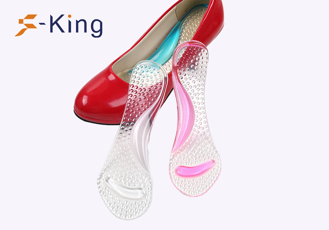 S-King-Custom Shoe Inserts Orthotic Insoles Diabetic Foot Care Pu Insoles-2