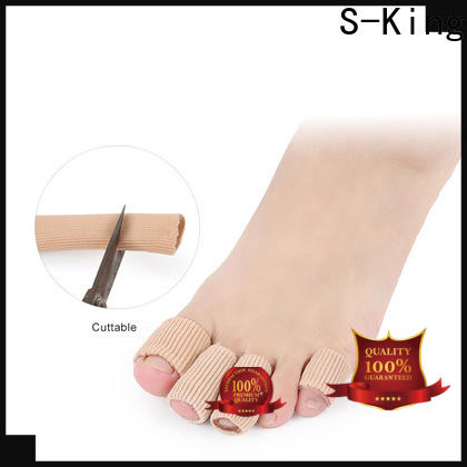 S-King toe separators for runners Suppliers for claw toes