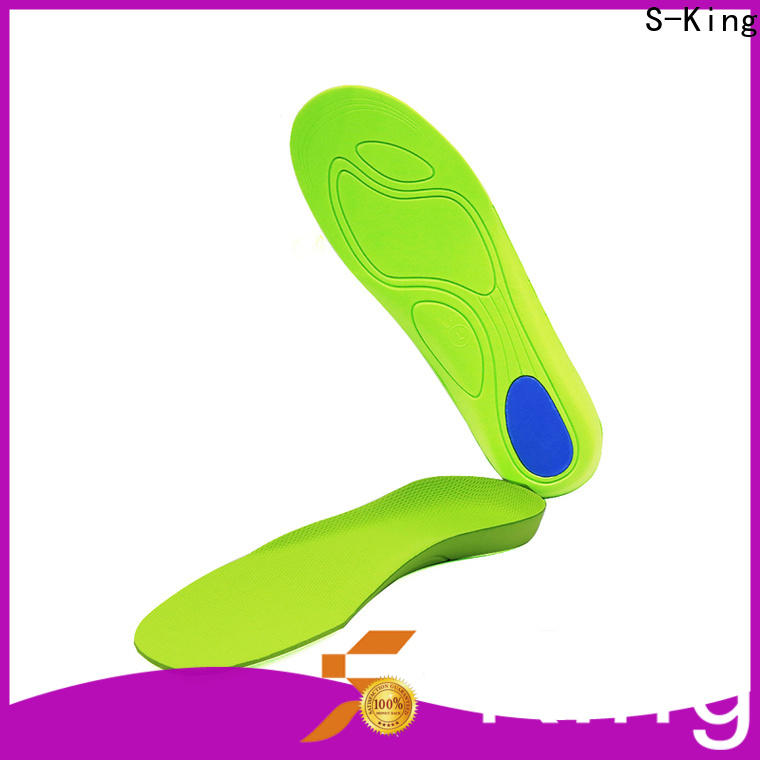 S-King best place to get orthotics price for eliminate pain