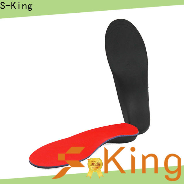 S-King orthotic inserts for flat feet for sports