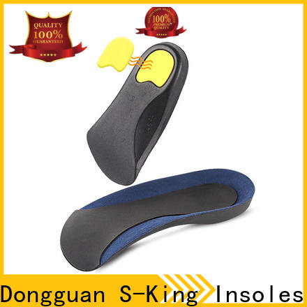S-King custom orthotic insoles price for foot accessories
