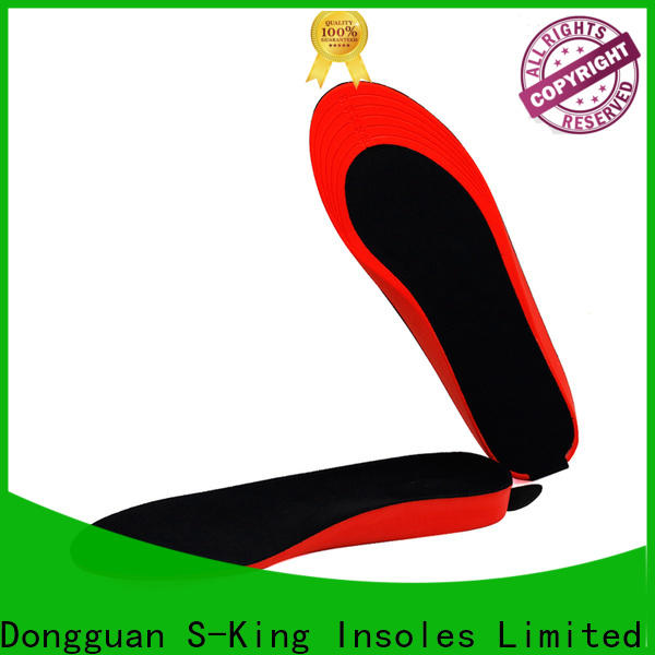 S-King Best electric boot insoles price for skiing