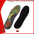 Top gel insoles for heels Supply for running shoes
