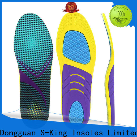 Custom pu insole manufacturers Supply for overlapping