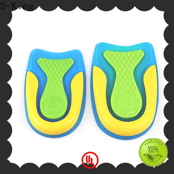 High-quality cooling gel insoles factory for fetatarsal pad