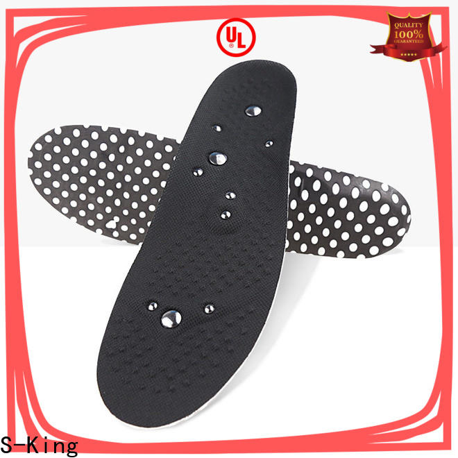 S-King Custom best magnetic insoles price for walking