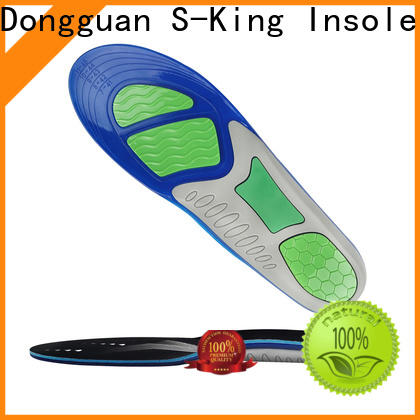 Best gel insoles for sandals factory for foot care