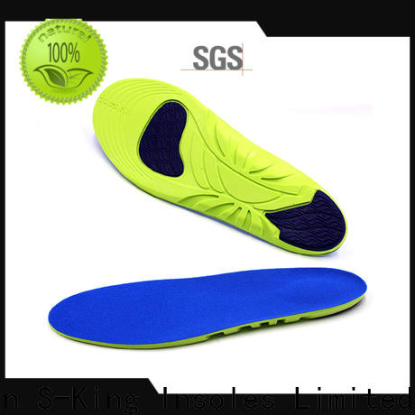 S-King eva foam insoles factory for foot accessories