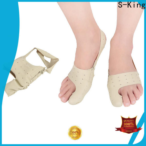 S-King New foot care socks company for stand