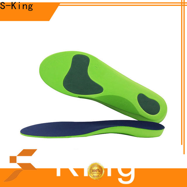 S-King Custom custom fit orthotics Supply for eliminate pain