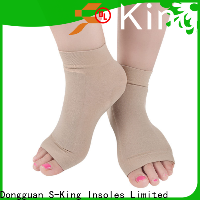 S-King foot care socks manufacturers for walk