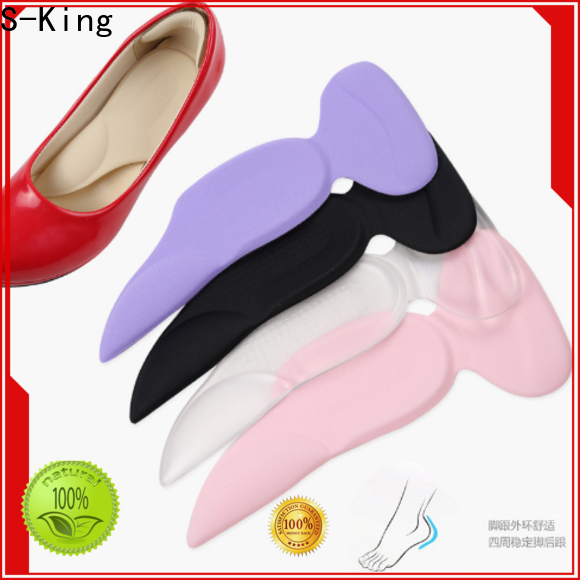 S-King High-quality womens heel grips Supply for friction
