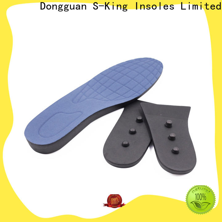 S-King taller insoles for foot accessories