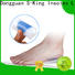 New silicone gel insoles for unbearable