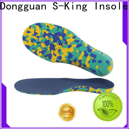 S-King OEM inner soles for kids shoes Suppliers