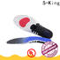 New orthotic arch support insoles company for eliminate pain