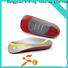 New orthotic soles for eliminate pain