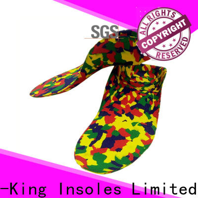 Latest kids insoles for flat feet