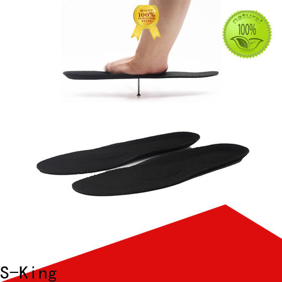 S-King Best sneaker insoles manufacturers for blister