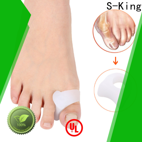 OEM bunion gel toe spreader company for bunions