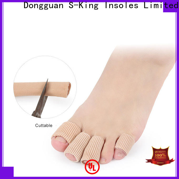 S-King toe dividers manufacturers for overlapping toes