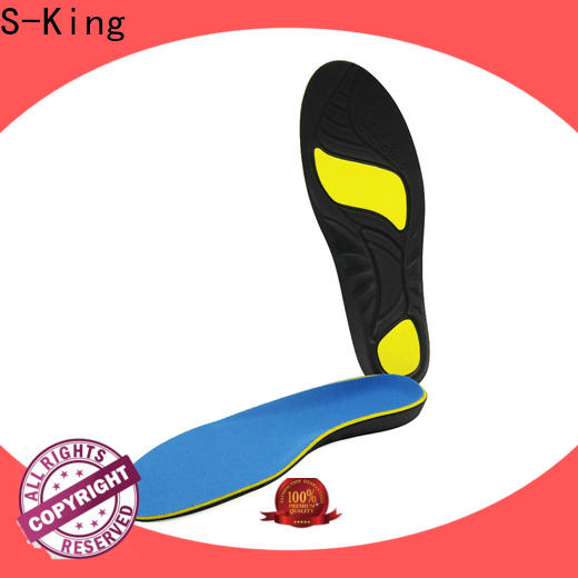 S-King orthotic foot inserts for sports