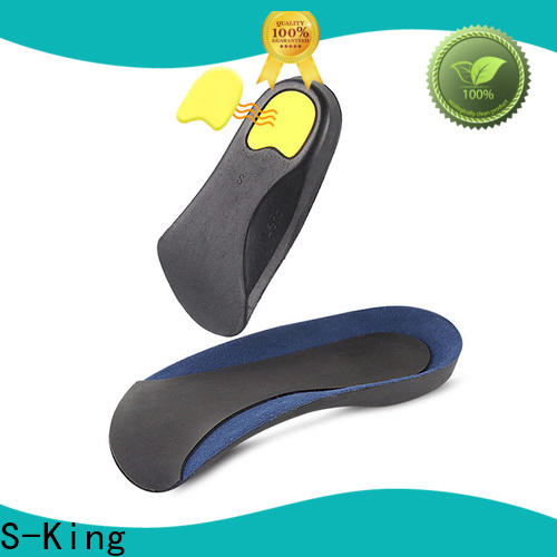 S-King Custom foot support orthotics company for footcare health