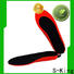 Top warm insoles for rubber boots price for biking