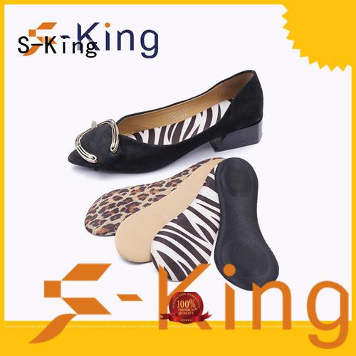 foam lady women's insoles S-King Brand