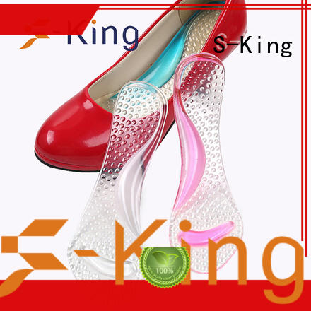 insole material pu orthotic shoe care S-King Brand pu insoles