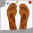 Quality S-King Brand magnetic insoles for shoes acupuncture relief