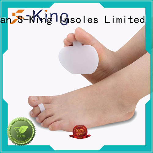 medical gel toe forefoot forefoot cushion S-King