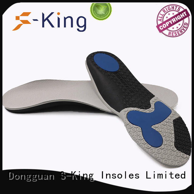Wholesale length eva golf insole S-King Brand