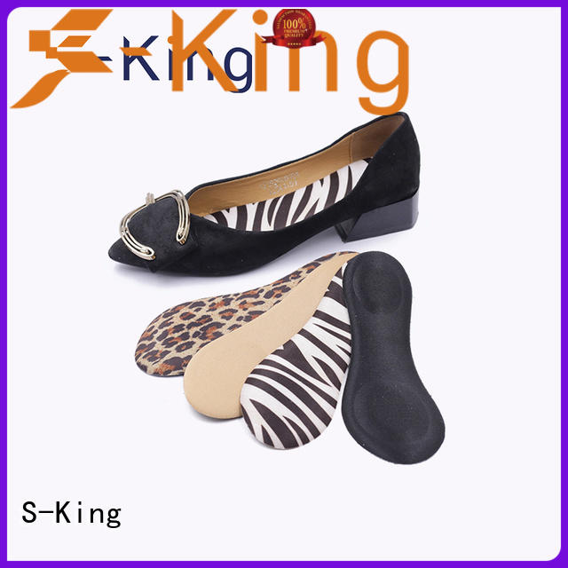 Quality S-King Brand disposable shoe women's insoles