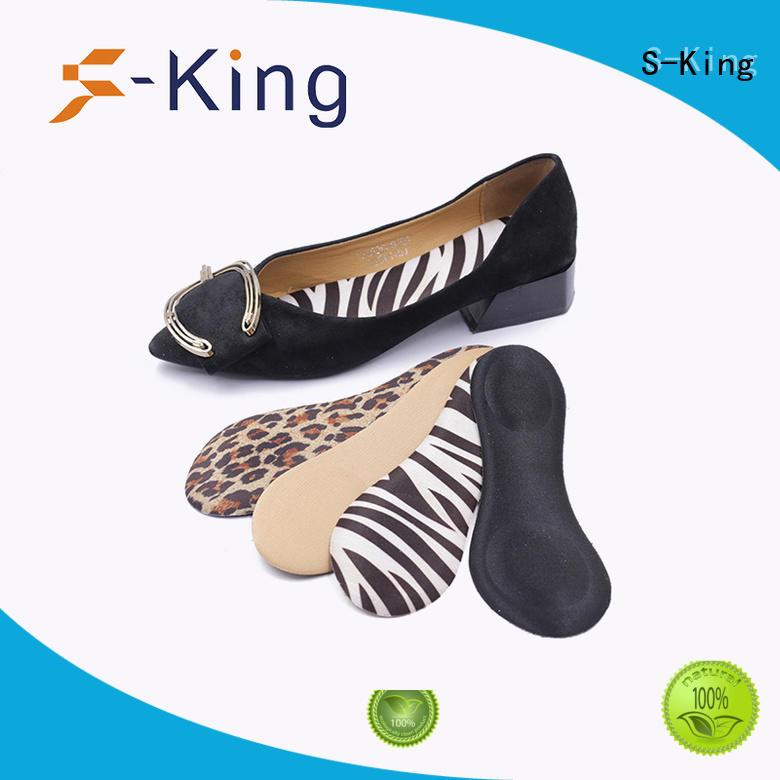 women's gel insoles foam shoes insole Warranty S-King