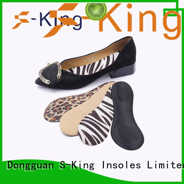 women's gel insoles shoe memory women's insoles S-King Brand