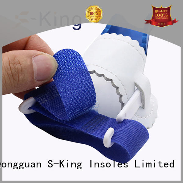 relief silicone valgus S-King Brand hallux valgus correction supplier