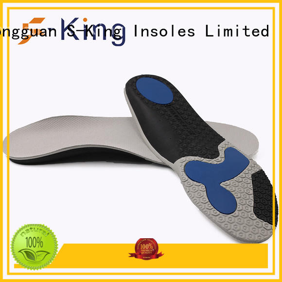 good feet insoles care foot golf insole shock S-King Brand