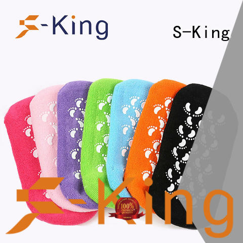 silicon plantar correction foot treatment socks S-King manufacture
