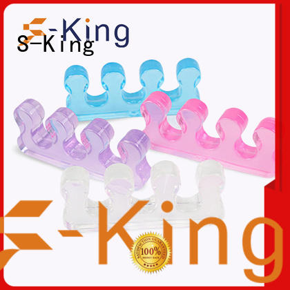 gel stretchers big orthotics gel toe separators for bunions S-King Brand