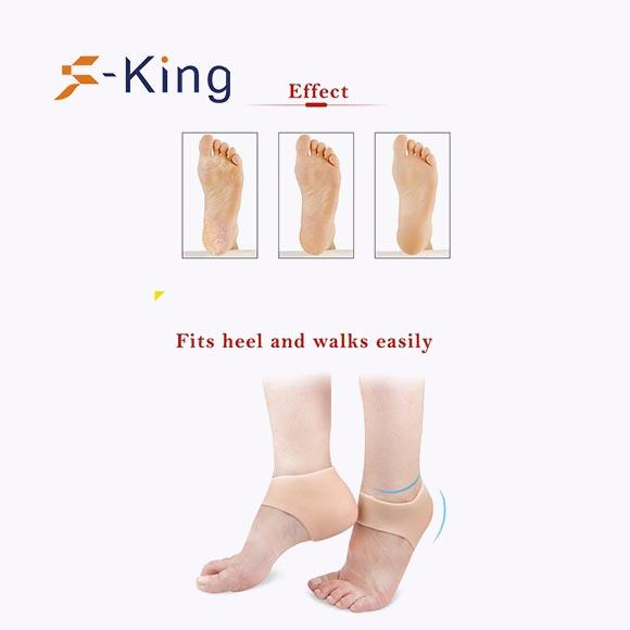 S-King-Foot Moisturising Socks Hot Product Wholesale Foot Care Spa Sock Foot-2