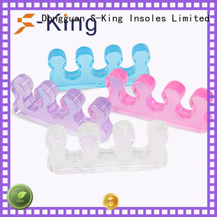 orthotics corrector big OEM gel toe spacers S-King