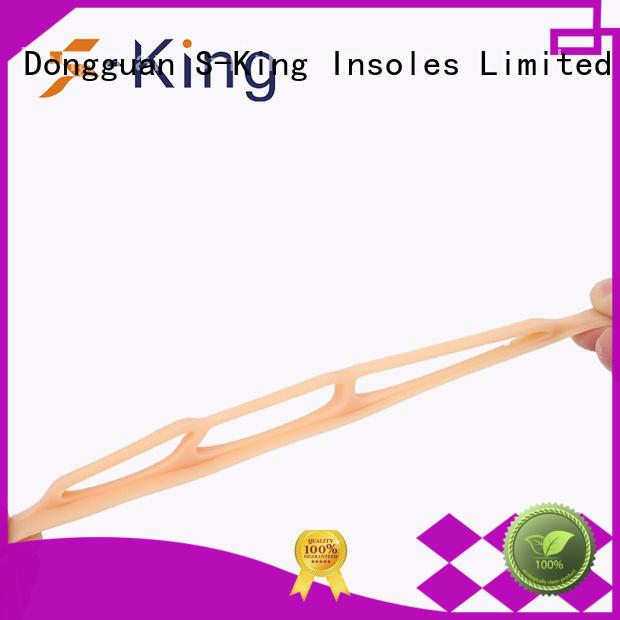 big fabric valgus straighten S-King Brand gel toe spacers supplier