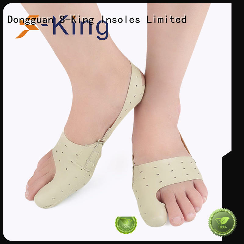 support breathable foot treatment socks insole S-King company